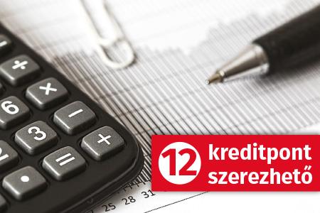 Könyvviteli szolgáltatást végzők kötelező továbbképzése államháztartási szakterületen 2020 - költségvetési szervnél foglalkoztatott mérlegképes könyvelők számára