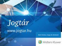 Jogtár Adminisztrátor képzés I. - Felhasználók kezelése