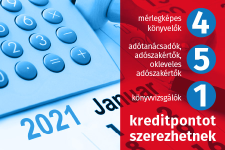A 2021. január 1-jétől hatályos jogszabályok (Járulék, Szocho, Szja)