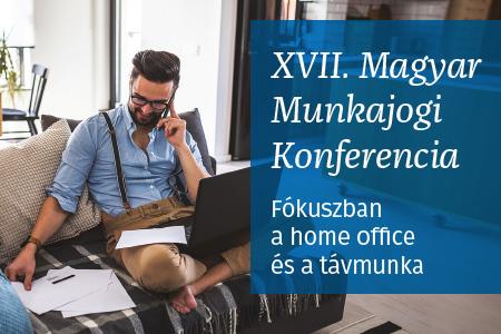 XVII. Magyar Munkajogi Konferencia felvételről (OBH)