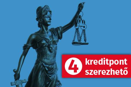 1 éves a korlátozott precedensrendszer - kreditpontos képzés